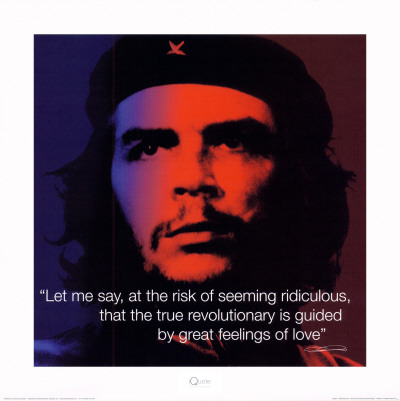 Che Guevara: Revolutionary Art Print