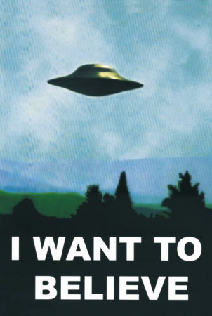 X-Files Affiche