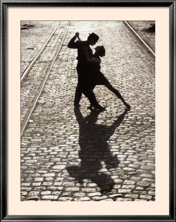 The Last Dance Framed Art Print
