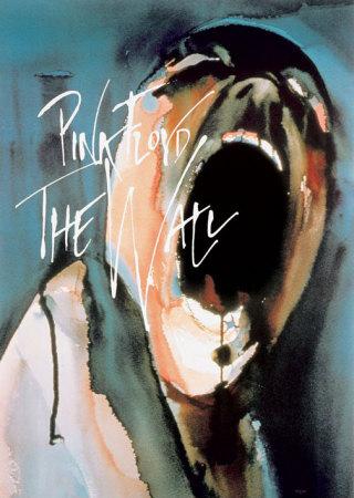 Pink Floyd - The Wall Kunstdruck
