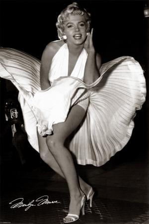 Marilyn Monroe - Seven Year Itch Prints