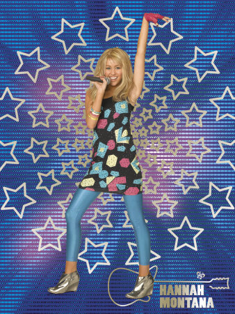 Hannah montana rock the stage