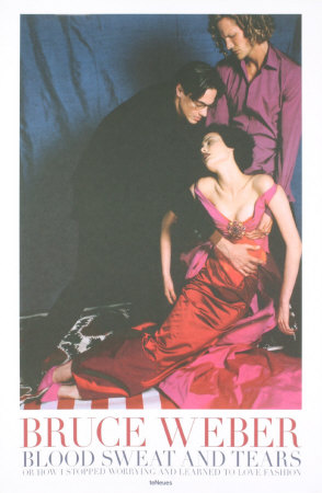Fainting Lady Posters by Bruce Weber