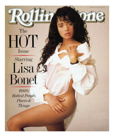 rolston matthew lisa bonet rolling stone no 526 may 19 1988 She wanted a fully nude photo to be on the cover, but the semi nude pic was ...