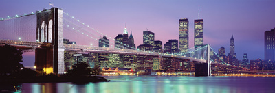 New York Ufuk Çizgisi Poster