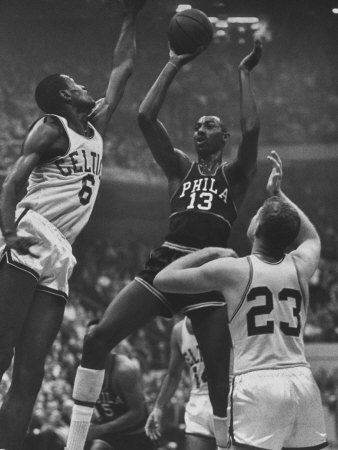 bill russell the african american basketball Bill russell: bill russell, american basketball player who was the first outstanding defensive centre in the history of the national basketball association (nba) and one of the sport's greatest icons.