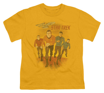 Youth: Star Trek - Animated T-shirts