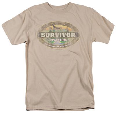Survivor - Tocantins Distressed Shirt