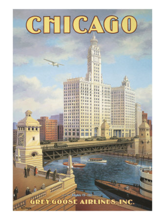 Chicago Gicleetryck