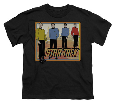 Youth: Star Trek - Classic T-shirts