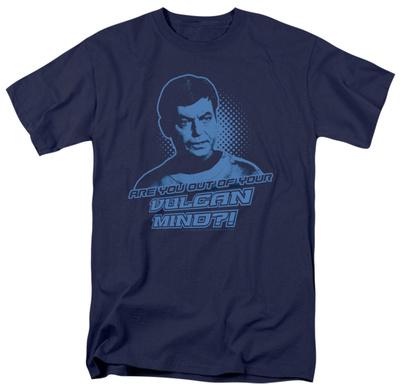 Star Trek - Vulcan Mind T-shirts