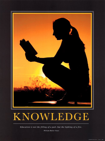 knowledge Educate Yourself