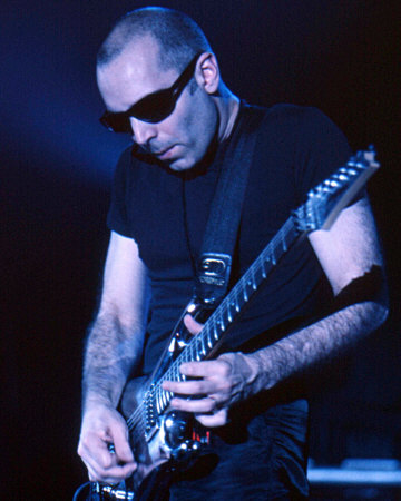 Joe Satriani Photographie