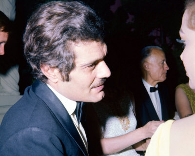 Omar Sharif Photographie