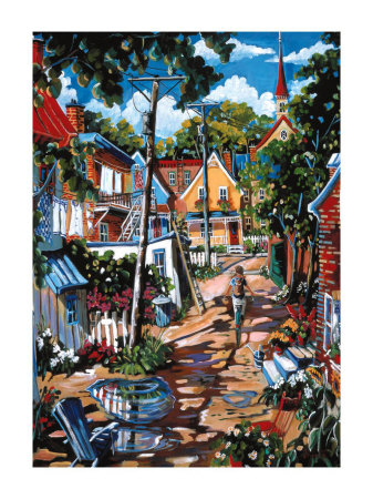 Little Bend Prints by Josée Miller