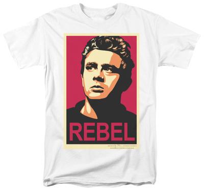 James Dean - Rebel Campaign T-Shirt