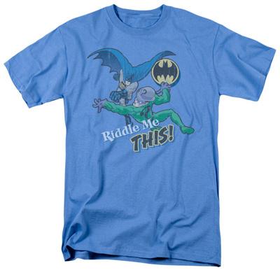 Batman - Riddle Me This Shirts
