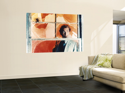 The Night Stalker Wall Mural