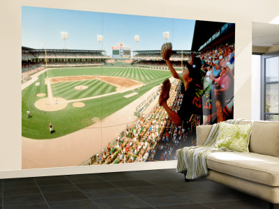 Old Comiskey Park, Chicago, Illinois, USA Wall Mural – Large