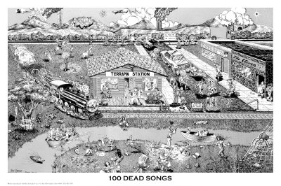 100 Dead Songs Photo