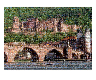 Heidelberg In Heidelberg Photographic Print