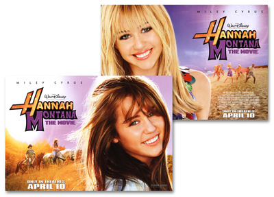 Hannah Montana: The Movie Prints