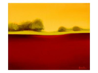 Gentle Wind Giclee Print by Bonita Williams Goldberg