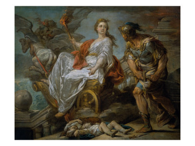 the tragic flaws of jason in the play medea by euripides But in the case of medea, the tragic action seems to fit today's world as well as  that  helios, and ran away from her father's house to marry the hero jason  in  the earliest versions of the myth, jason and medea's children are killed by  so  the first audience who saw euripides's play would have been in for.