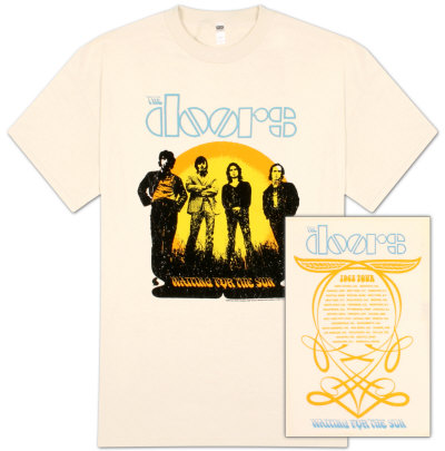The Doors - Waiting For the Sun T-Shirt