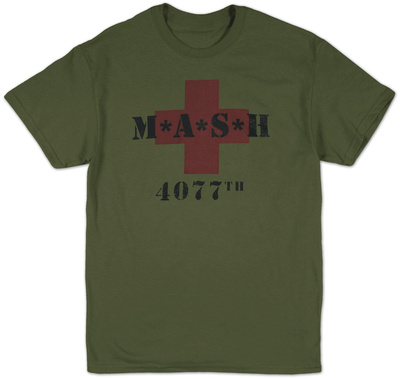 M.A.S.H. - Red Cross Camiseta
