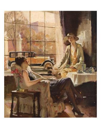 Pierce-Arrow, Magazine Advertisement , USA, 1920 Giclee Print