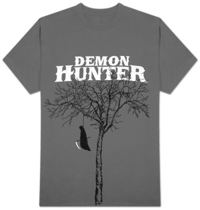 Demon Hunter - Grim Reaper T-Shirt