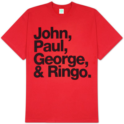 The Beatles - JPGR T-Shirt