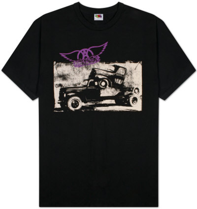 Aerosmith - Pump T-Shirt