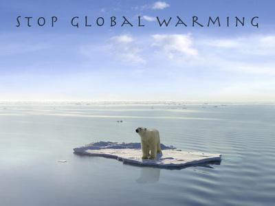 Stop Global Warming Photo