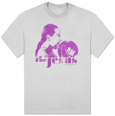 The Big Lebowski - The Jesus Bowling Ball T-shirts