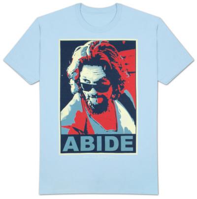 The Big Lebowski - Abide T-shirts