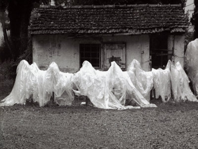 The Ghost House, an Abandoned House Photographic Print by Vincenzo Balocchi