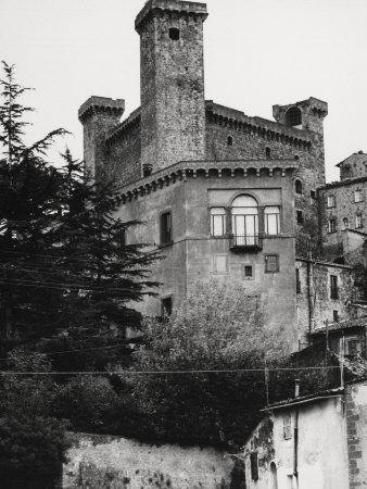 Bolsena Castle Photographic Print by Vincenzo Balocchi