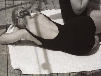 Bather Photographic Print by Vincenzo Balocchi