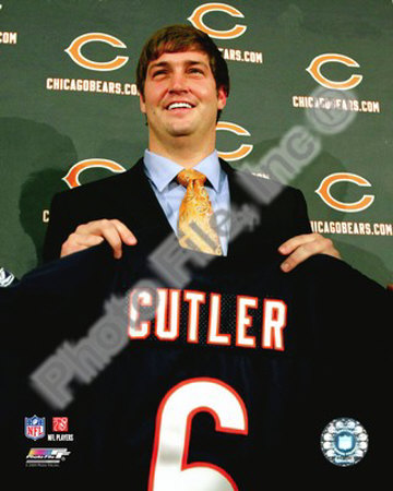 Jay Cutler Photo