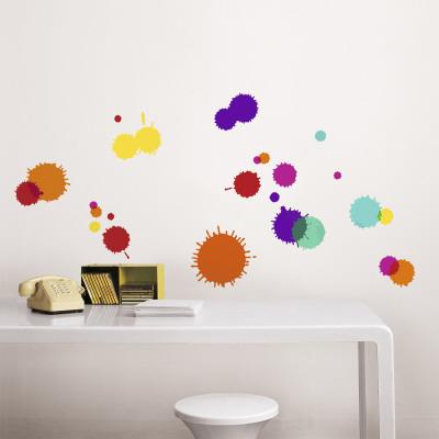 Ink Spots Vinilo decorativo