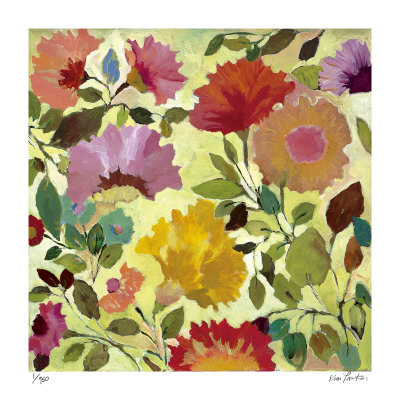 Nasturtiums Limited Edition