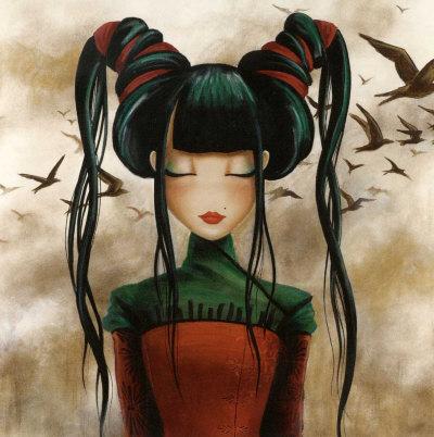 The Crows Affischer av  Misstigri