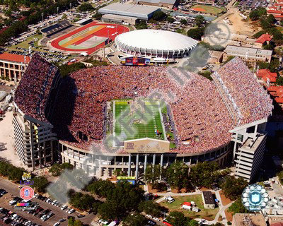 Tiger Stadium - LSU Photo