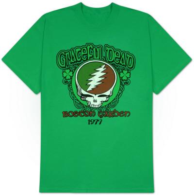 Grateful Dead - Shamrock '77 T-Shirt