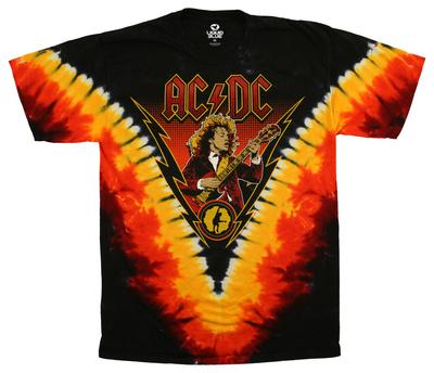 AC/DC - Angus Lightning T-shirts