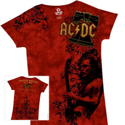 Juniors: AC/DC - Problem Child Shirts