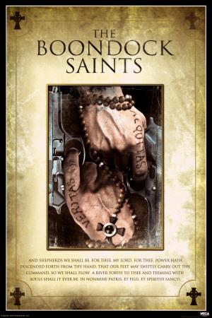 Boondock Saints: Veritas & Aequitas