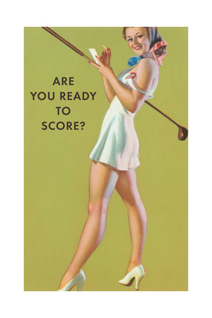 Are You Ready to Score Premium Poster